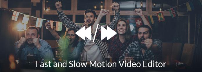 Nopea ja hidas videoeditori