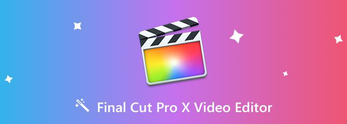 Final Cut Pro X -videoeditori