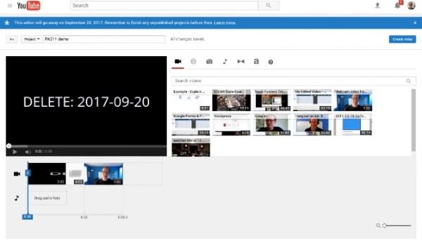 Lisää video