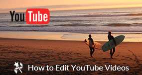 Muokkaa YouTube-videoita