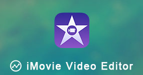 iMovie Video Editorit