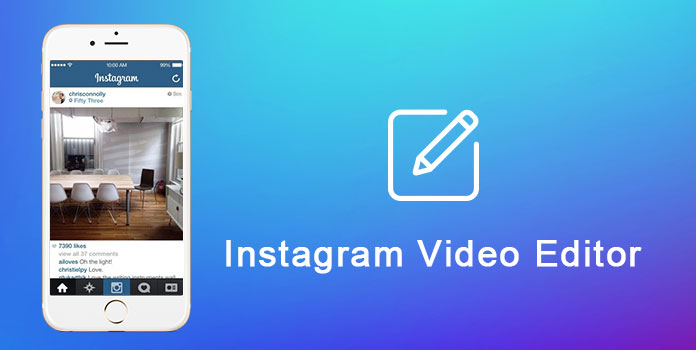 instagram video editor pc