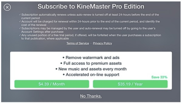 KineMaster Review – Get Best Video Editor for iOS/Android/PC