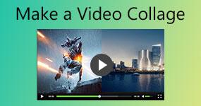 Tee videokollaasi