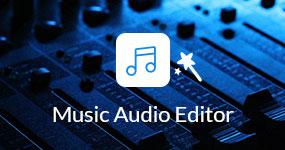 Musiikin äänieditori