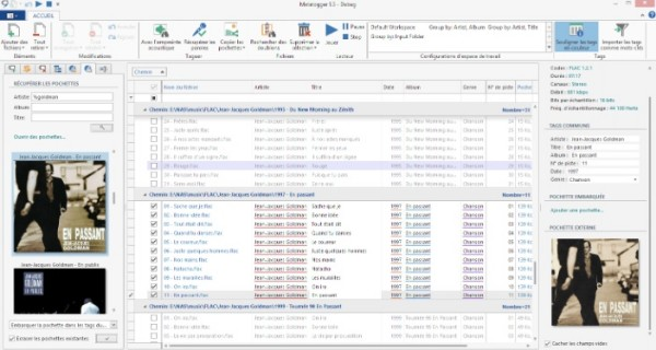 Overview of 10 Best Music Tag Editors to Edit Audio Metadata