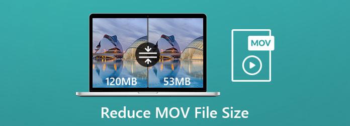 Pienennä MOV-tiedoston kokoa
