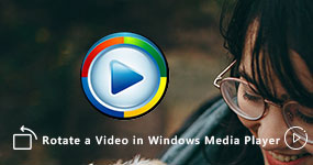 Rotate a Video in Windows Media Player