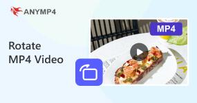 Kierrä MP4-videota