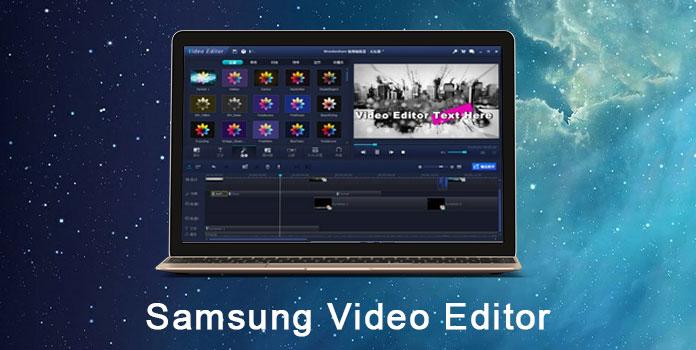 Samsungin videoeditori