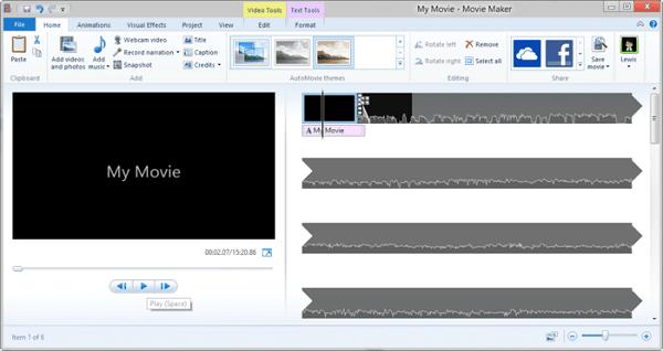 Windows-elokuvan valmistaja