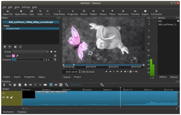 Shotcut Video Editor Review, Tutorial and Its Best Alternative