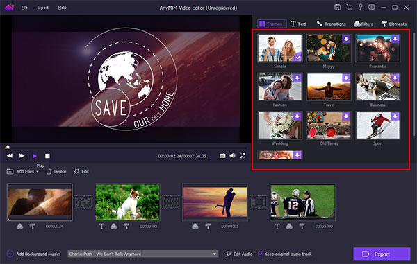 Add Background Music