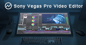 Sony Vegas Pro Video Editor