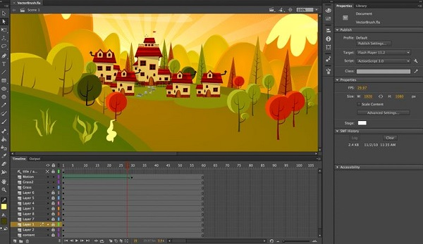 Adobe Animate CC
