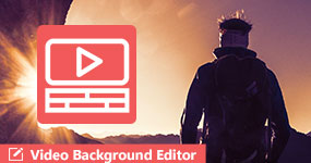 Video Background Editor