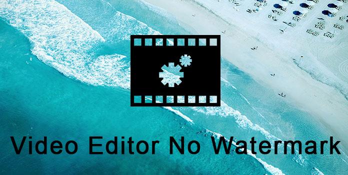 Vapaa videoeditorit ilman vesileimaa