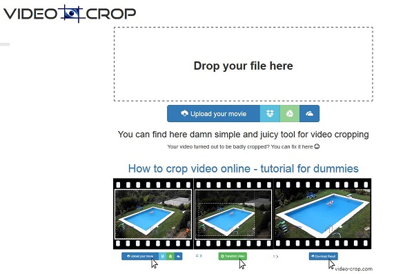 Top Video Crop Editors Available on PC, Mac, Online, Android and iOS