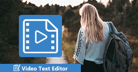 Video Text Editor