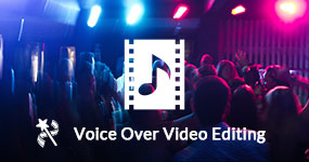 Voice over Video Editing