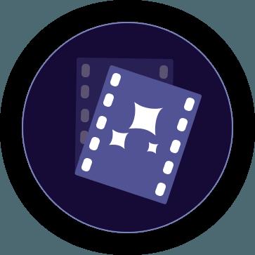 Muokkaa videota eri ominaisuuksilla