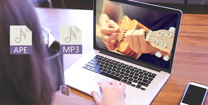 APE to MP3 on Mac
