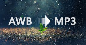 Convert AWB to MP3