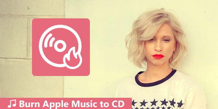 Burn Apple Music CD-levylle