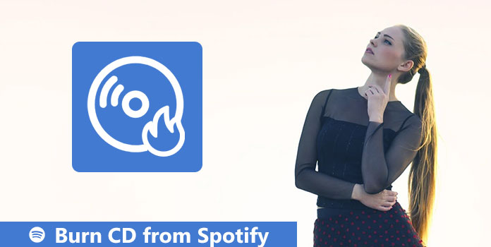 Burn a CD from Spotify