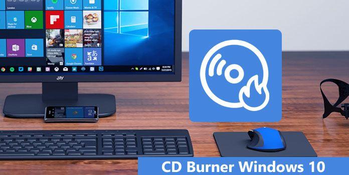 CD-poltin Windows 10