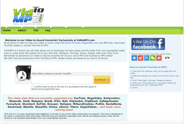 Clip-Dj and Alternatives to Download Online Video to MP4 or MP3