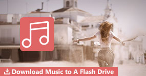 Download Music to A Flash Drive
