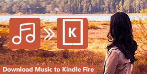 Download Music Files to Kindle Fire