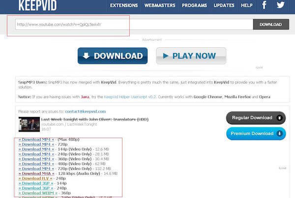 Best YouTube to MP4 Downloader & Converter (Online and Offline)