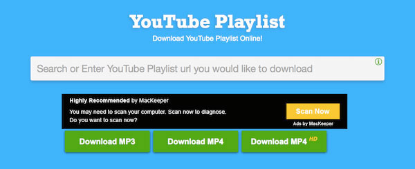 YouTube-Playlist-Downloader
