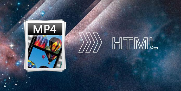 MP4 HTML: ssä