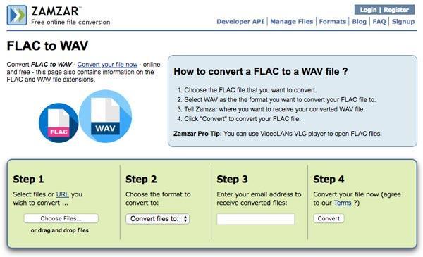 Top 4 Best Solutions to Convert FLAC to WAV Offline and Online