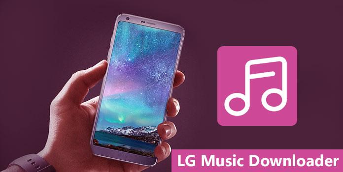 LG Music Downloader