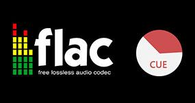 Split FLAC