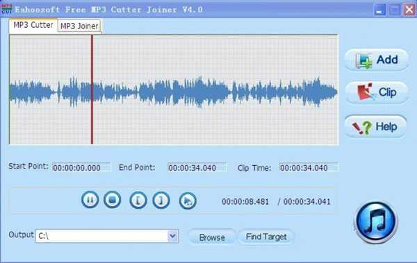 MP3 Cutter Joiner Editor