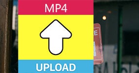 Upload MP4