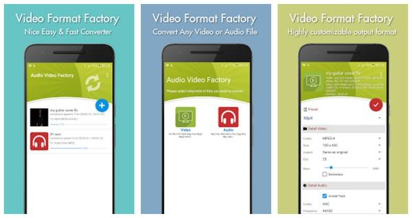 Video Format Factory