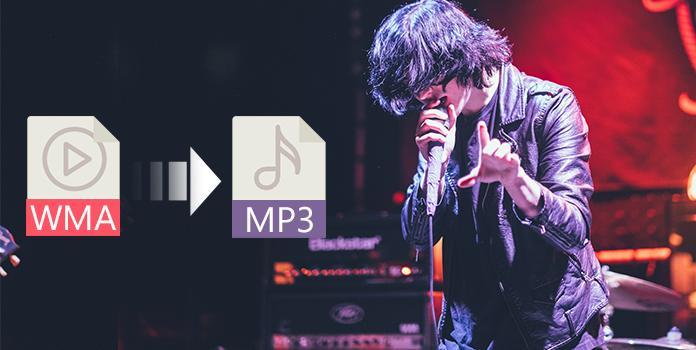 WMA ja MP3