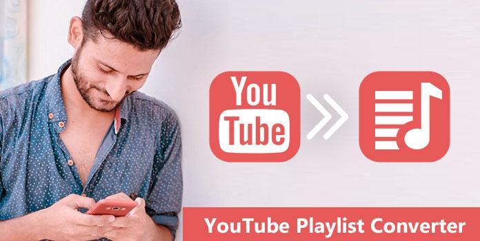 Youtube-soittolistan muunnin