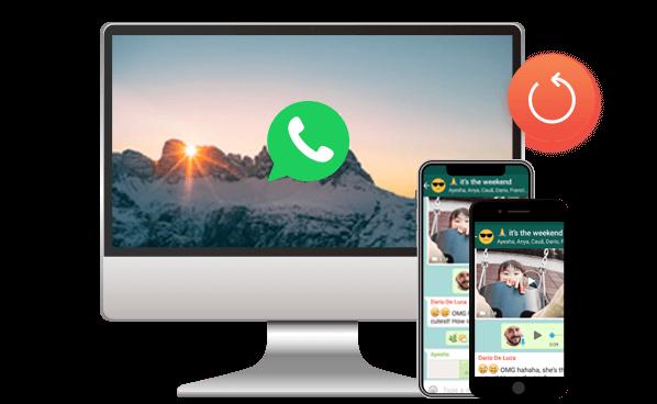 Varmuuskopiointi Palauta Whatsapp