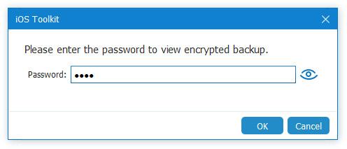 Avaa salasana