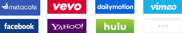 Lataa Dailymotion / Facebook-online-videoita