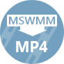 MSWMM to MP4