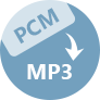 PCM to MP3