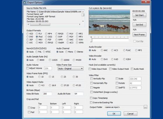 pretty nice e3533 db103 FFmpeg – Free command line video
